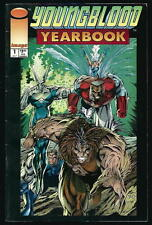 Youngblood & ltyearbbook & gt us Image cómic vol.1 # 1/'93