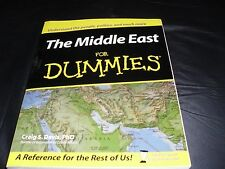 The Middle East for Dummies by Craig S Davis RegularPrint Savew/CombinedShipping