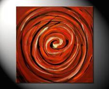 "Moderne Kunst! Abstrakte Bilder ""CIRCLE"" FIONA RITZ - Original Acryl Bild"