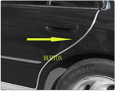 MITSUBISHI VOLVO AUDI CHROME Door Edge Guard Protector Trim for All Models 5m
