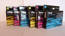 6 De Color Epson Compatible Tintas sx510w sx515w SX600FW