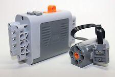 LEGO Power Functions Battery box 8881 & M Motor 8883 Technic Robot Speed car NEW