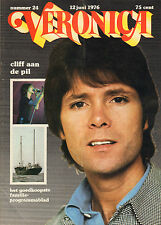VERONICA 1976 nr. 24  - CLIFF RICHARD / ALQUIN / ROCKY HORROR PICTURE SHOW