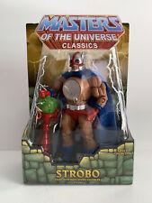 NEW Strobo Figure, Masters of the Universe Classics, MOTU, 2013, mattycollector