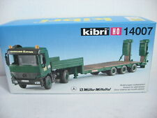 pista h0 Kibri 13024 Liebherr grúa LTM 1030//2 Kit