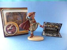 """Figurine TINTIN """"Les aventures de Tintin""""  Rackham Le Rouge - Carrefour market"""