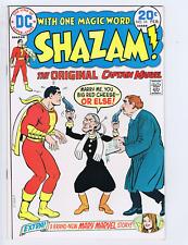Shazam #10  DC Pub 1974