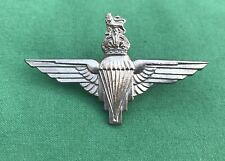 "The Parachute Regiment ""KC"" ~ 100% Genuine WW2 British Army Military Cap Badge"