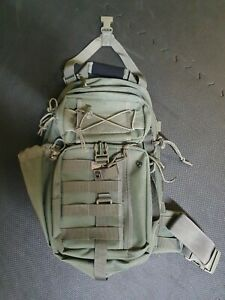 Maxpedition Sitka Gearslinger Backpack - Foliage Green