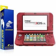 ArmorSuit MilitaryShield New Nintendo 3DS XL (2015) Matte Screen Protector NEW!!