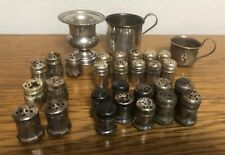 Antique Vintage Estate Sterling Silver Scrap Mixed Lot Toothpick Baby Cup S&P