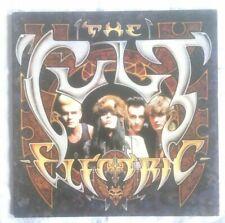 The Cult - Electric (Beggars Banquet BEGA 80) 1986 Ex+++ near mint