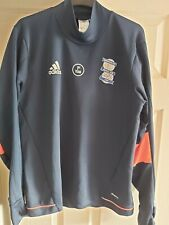 Birmingham City Blues Adidas Climacool Staff Issue Sweatshirt Medium adults KRO