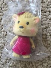 Lil Woodzeez Bobblehead Figure Hedgehog Harley Series 3 New*