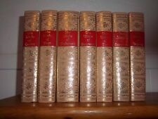 Books Lot 7 Hard Cover Black's Reader Service The Works of SHAKESPEARE & Others