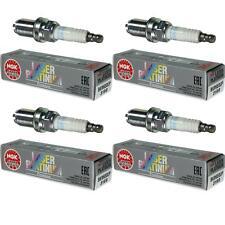 4X NGK Laser Platinum Premium Zündkerze 3199 Typ BKR6EQUP Zünd Kerze