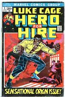 Luke Cage Hero for Hire #1  G/VG
