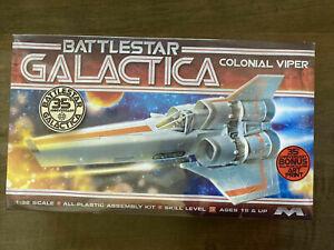 Moebius BATTLESTAR GALACTICA COLONIAL VIPER 1/32 #940 Sealed + OOP!