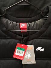 Mens Nike Air Black Vest XL Brand New