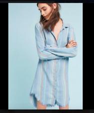 Anthropologie Cloth & Stone stripe dress xs