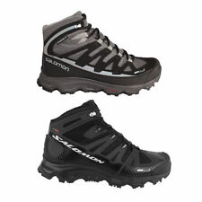 Salomon Lace Up Synthetic Boots for Men