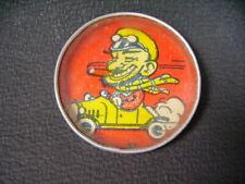 vintage dexterity puzzle game hand held  /Jeu d'adresse ancien Pub