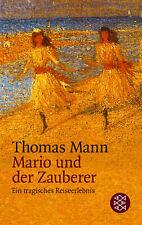 Thomas Mann / Mario und der Zauberer /  9783596293209
