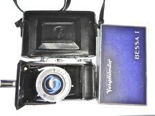 Voigtlander Bessa I with 105mm f3.5 Color-Skopar  #3047227