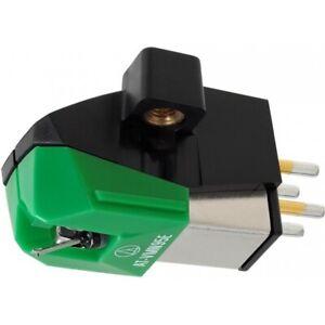 AUDIO-TECHNICA AT VM 95 E - testina con stilo ellittico magnete mobile NUOVA