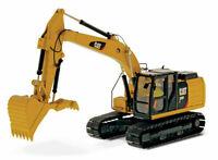 Caterpillar CAT 323F Medium Excavator 1:50 Model - Diecast Masters - 85924*