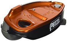 Petzl - Grigri + Belay Device with Assisted Braking Orange