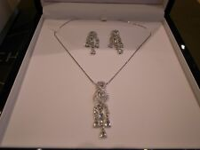 Paul Kennedy Necklace and Earrings costume jewellery