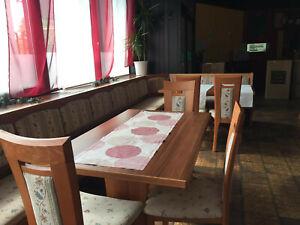 Rechteckige Holz Restaurant Tische günstig kaufen | eBay