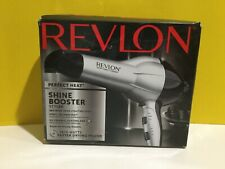 Revlon 1875 Watts Faster Drying Power Hair Dryer Open Box Litte Scratch