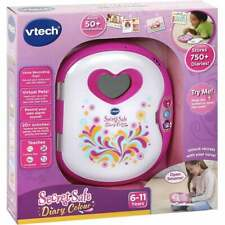 vTech Secret Safe Electronic Learning Diary Colour with Voice Recognition