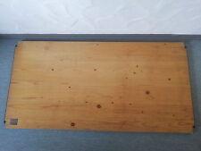 1 x Regalboden,Holzbrett,Platte,Fachboden,120x60,Regal,Regalbrett,Möbel, Lundia