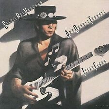Stevie Ray Vaughan Double Trouble Texas Flood CD Free Shipping In Canada