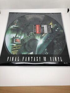 Final Fantasy VII 7 Vinyl First Press OST Limited 246/2000 NEU NEW Soundtrack