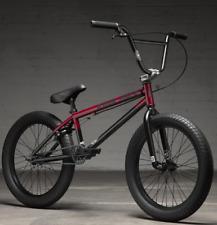 """2022 KINK BMX Cire Curb Complet Vélo Brillant Sang Orange 20 INCH 20 """" Fit Culte"""