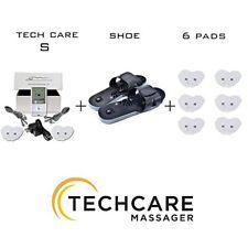 TechCare S Tens Massager FDA Cleared Unit Electric Massager Set