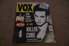 May Vox Monthly Music, Dance & Theatre Magazines