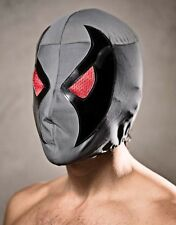 X Factor Mask (Cosplay Hood Red Full Face Mask Party Show Props X Men)