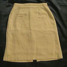 Unifarbene Damenröcke im A-Linien-Stil aus Wollmischung