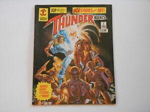 Thunder Agents #1, (JC comics), 6.0 FN