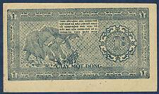 VIETNAM - 1 DÔNG Pick n° 9a. de 1947. en SPL   CE 011 VP 032