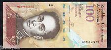 ~ VENEZUELA 100 Bolivares Banknote-varie date ~