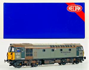 HELJAN 00 GAUGE - 3352 - CLASS 33 DIESEL 33109 BR ENGINEERS (WEATHERED) - BOXED