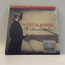 Patricia Barber - A Distortion of Love - MFSL Super Audio CD SACD Hybrid SEALED