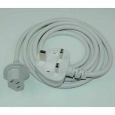 Genuine Apple iMac Volex Mains Power Charger Lead Cable Cord , UK Plug, 1.8m