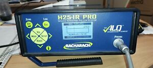 Bacharach H25-IR Pro. Infrared Refrigerant Gas Leak Detection. Probe included.